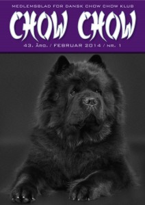Chow Chow blad 1/2014