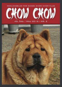 Chow Chow blad nr. 2/2016