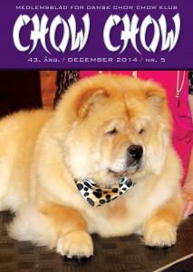 Chow Chow blad nr. 5/2014