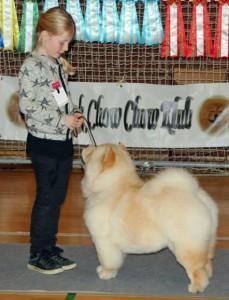 Årets barn og hund Emma Maj Lindorff