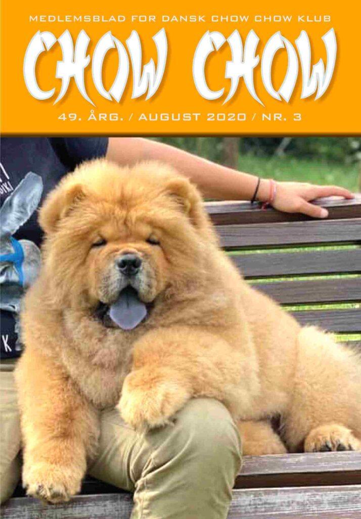 Chow Chow medlemsblad