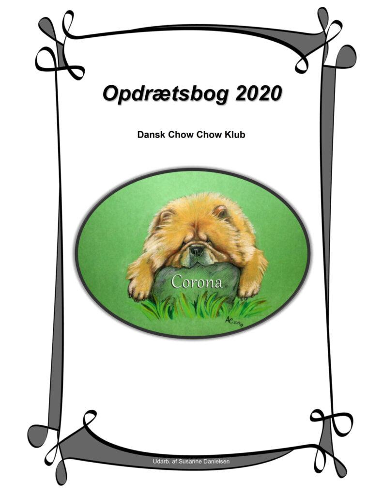 Chow Chow opdrætsbogen 2021